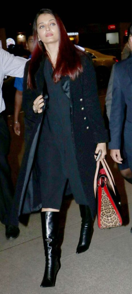 All the times Aishwarya Rai Bachchan's airport style was to die for 5