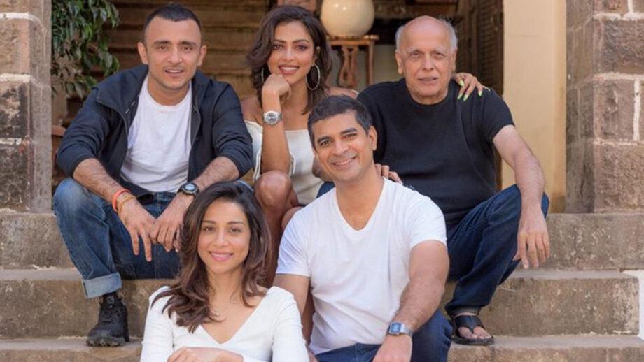 Amala Paul, Tahir Raj Bhasin and Amrita Puri in Mahesh Bhatt's web series on Jio Studios
