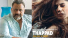 Anubhav Sinha thanks censor board on 'no cuts' for Thappad