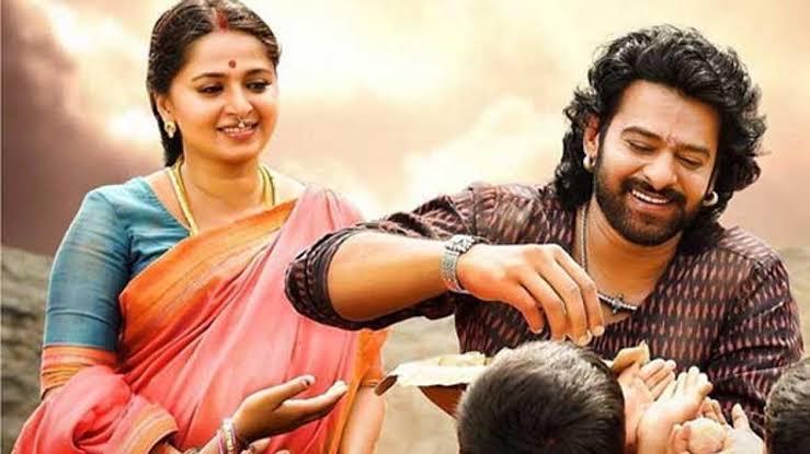 Anushka Shetty and Prabhas best back to back scenes