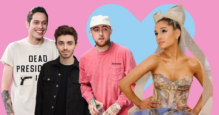 Ariana Grande's Love Life: Ricky, Pete, Malcolm and all her boyfriends