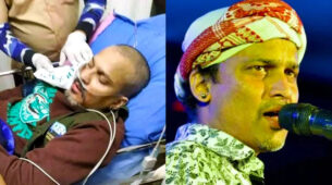 Assam singer Zubeen Garg falls ill, rushed to the hospital immediately
