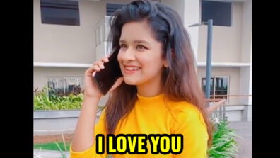 Avneet Kaur gets excited on hearing the magical 'I Love You'