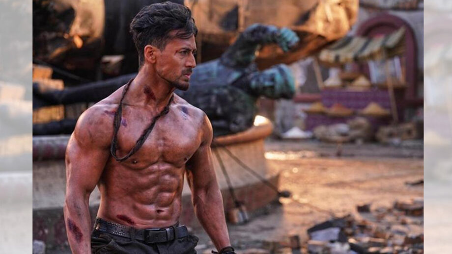 Baaghi 3: When Tiger Shroff ran through a series of ACTUAL bomb blasts for an action sequence