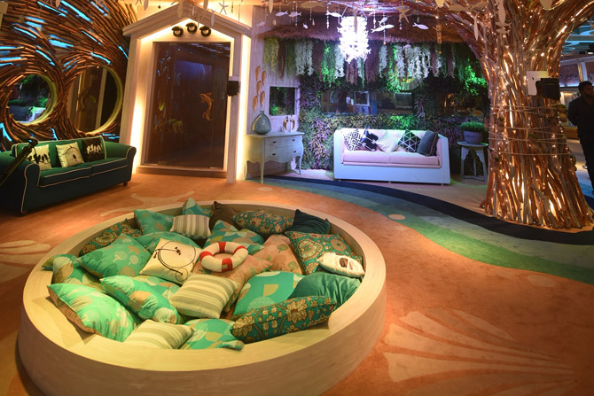 Best of Bigg Boss House interiors from all the seasons 9