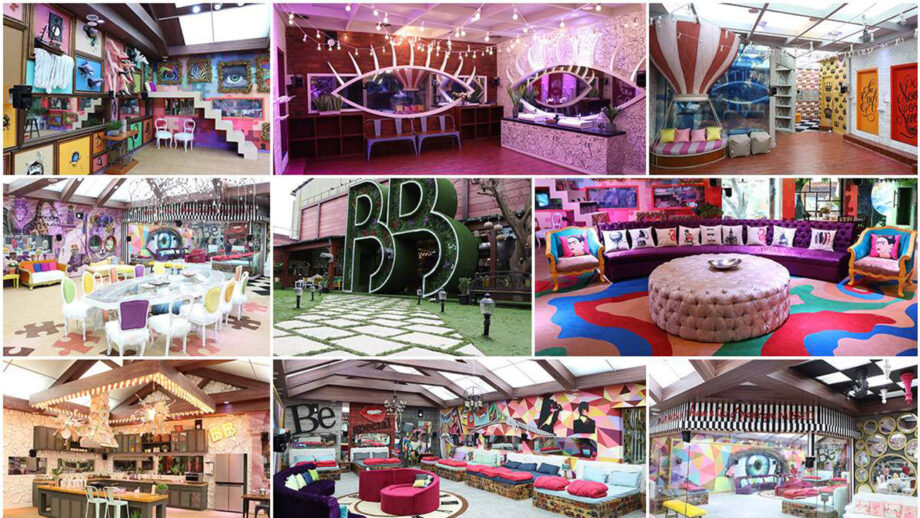 Best of Bigg Boss House interiors from all the seasons