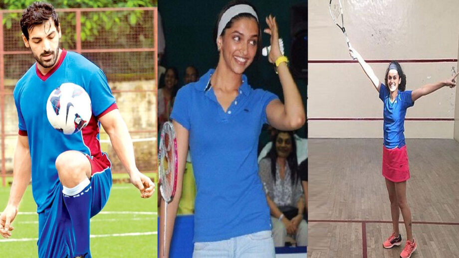 Bollywood Celebrities And Their Love For Sports