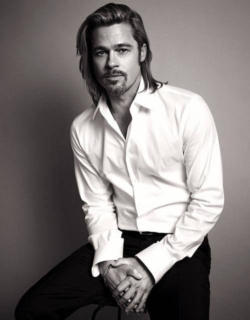 Brad Pitt's most stylish looks 1