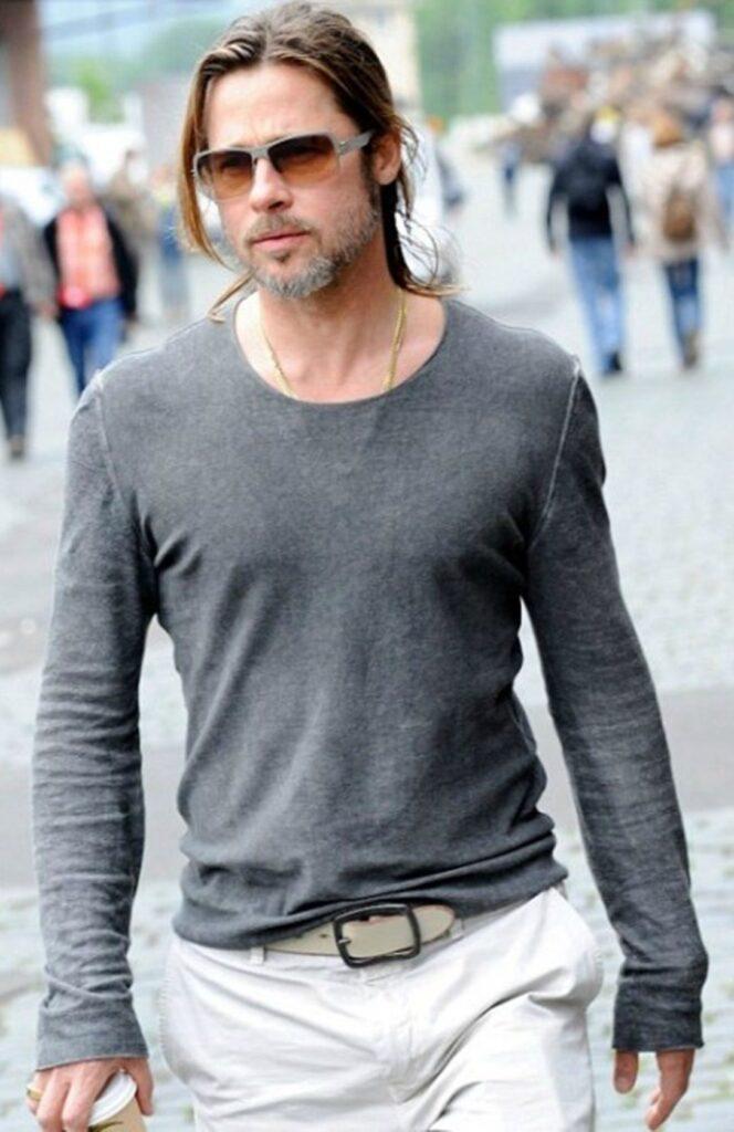 Brad Pitt's most stylish looks 2