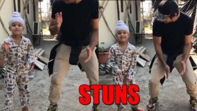 Choti Sarrdaarni's Param stuns all with his dance moves