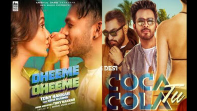 Dheeme Dheeme vs Coca Cola: Rate the best Tony Kakkar party song?