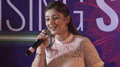Dhvani Bhanushali's glamorous concert outfits 1
