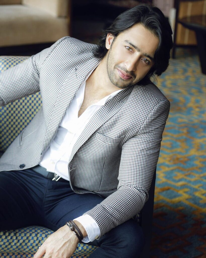 Did you know? Besides acting Shaheer Sheikh owns an Event Management Company 6