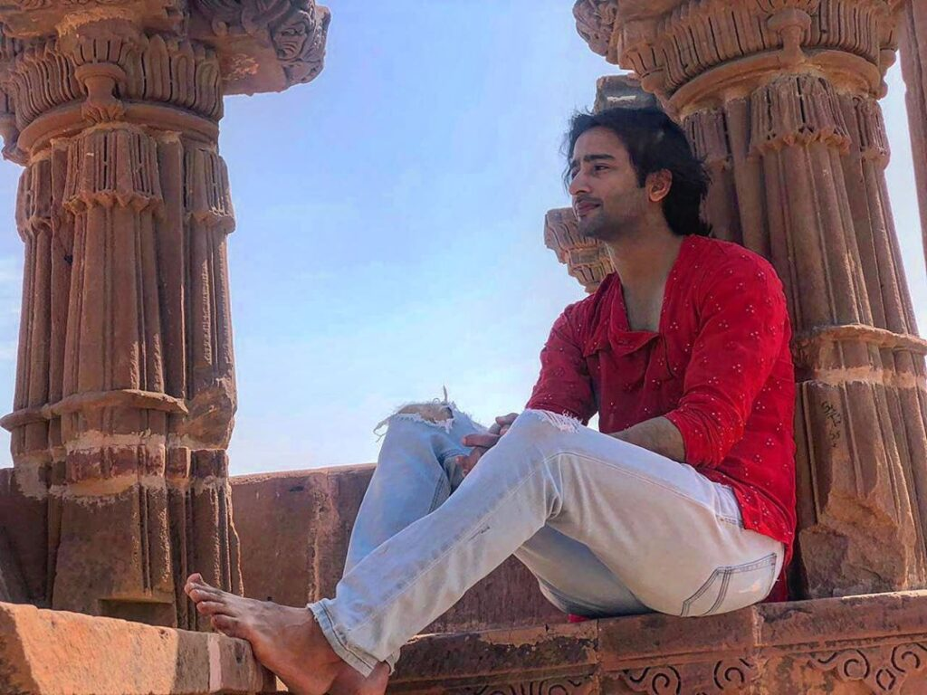 Did you know? Besides acting Shaheer Sheikh owns an Event Management Company 7