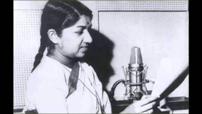 Did you know? Lata Mangeshkar made her singing debut in a studio at the age of 13 3