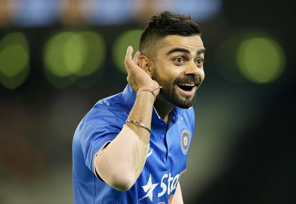 Different Facial Expressions Of Virat Kohli 4