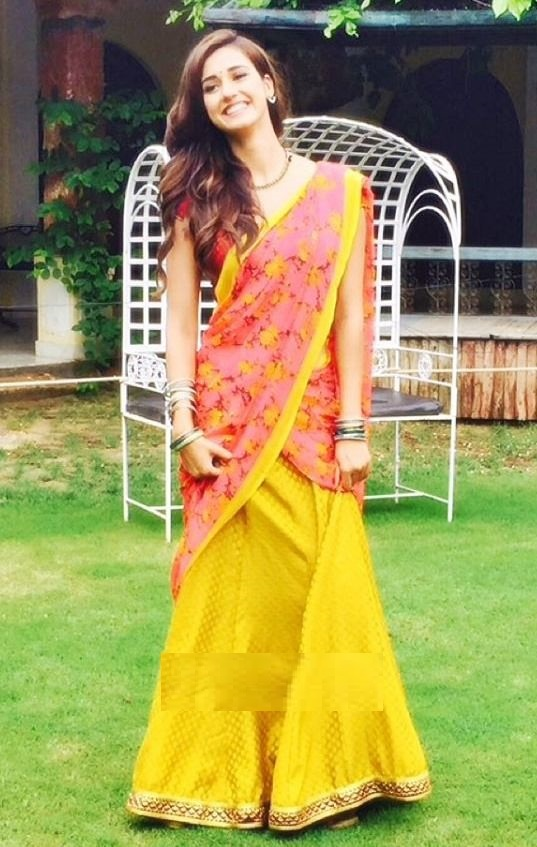 Disha Patani's Indo-western looks that will make you adore her 5