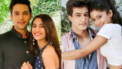 Erica Fernandes – Parth Samthaan vs Shivangi Joshi – Mohsin Khan: Rate super cute on-screen pair!