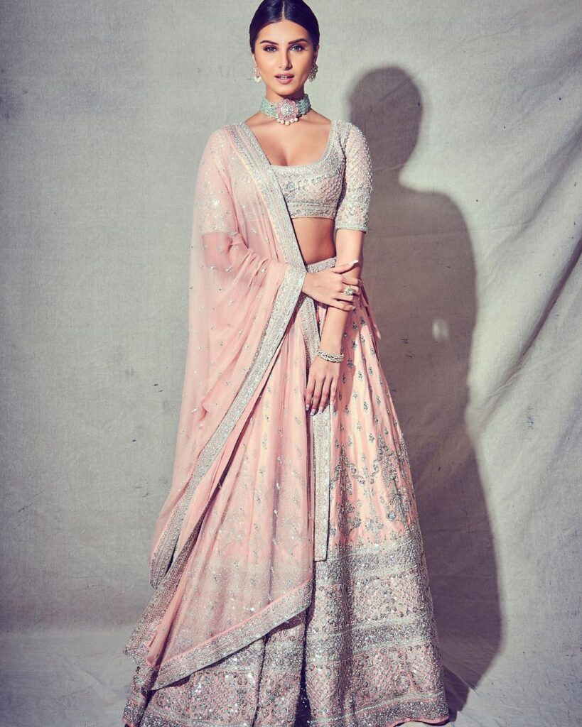 Every time Tara Sutaria looked absolutely hot and gorgeous in a lehenga 3