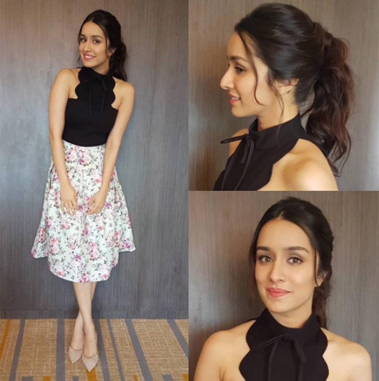 Everytime Shraddha Kapoor stuns in a floral dress 1