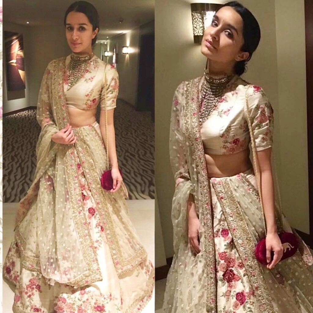 Everytime Shraddha Kapoor stuns in a floral dress 7