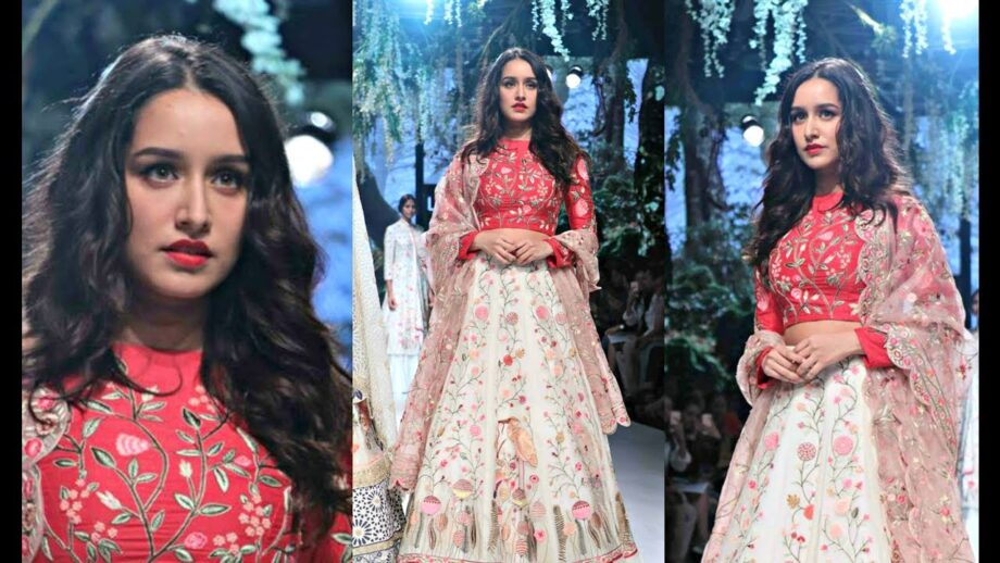 Everytime Shraddha Kapoor stuns in a floral dress