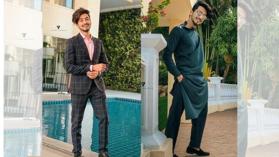 From Suits To Kurta: Faisu's Swanky Looks 2