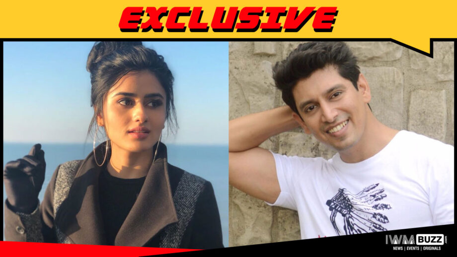Garima Parihar and Khushwant Walia in &TV's Laal Ishq