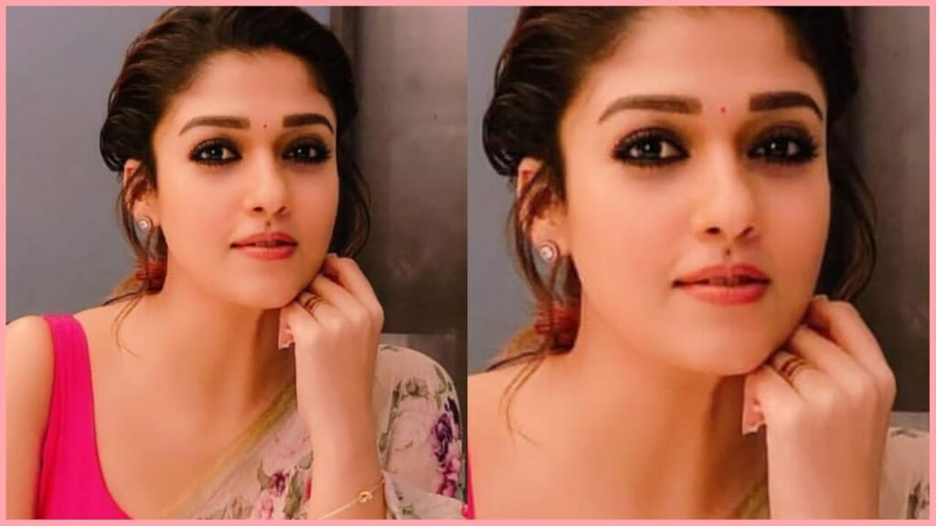 Gorgeous Nayanthara's makeup looks are truly marvelous 6