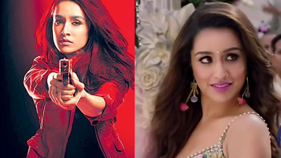 Gorgeous Shraddha Kapoor's SUPER INSPIRATIONAL journey from Saaho-Baaghi 3