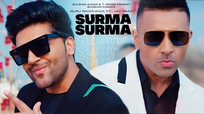 Guru Randhawa and Jay Sean go 'Surma Surma' in their latest collaboration