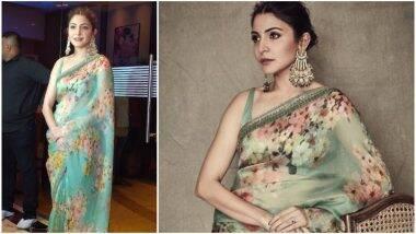 Headline: See Pics: How Anushka Sharma inspired us to wear Sabyasachi collection 6