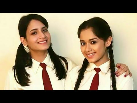 Here's how Jannat Zubair used to look during her school days. 2