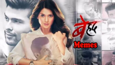 Hilarious memes on famous television serial Beyhadh 4
