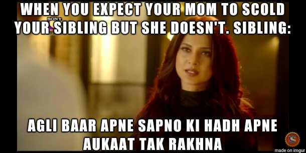 Hilarious memes on famous television serial Beyhadh