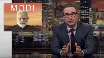 Hotstar blocks John Oliver's latest episode of Last Week Tonight that criticized Prime Minister Narendra Modi
