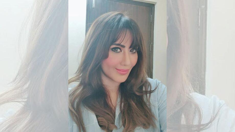 I don't like over clingy men or weak-minded men: Nausheen Ali Sardar 1