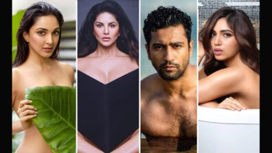 [IN VIDEO] Sunny Leone, Kiara Advani, Hrithik Roshan, Bhumi Pednekar: Dabboo Ratnani HOT Calendar Photoshoot 2020