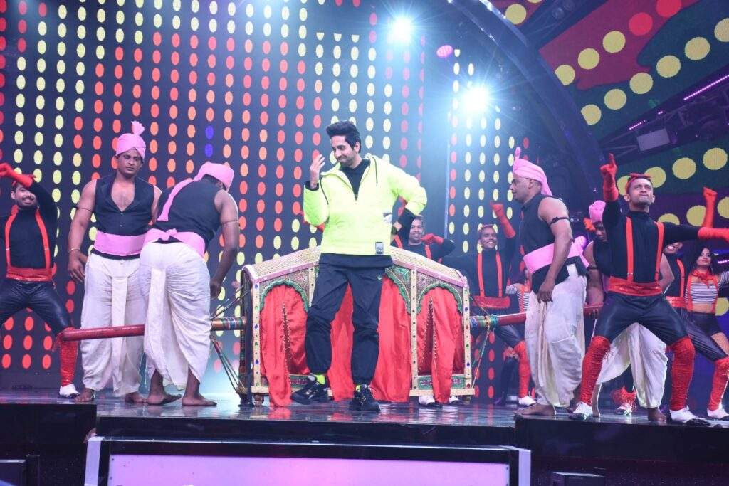 Indian Idol 11 Grand Finale: Ayushmann Khurrana to make a unique entry in a Doli 2