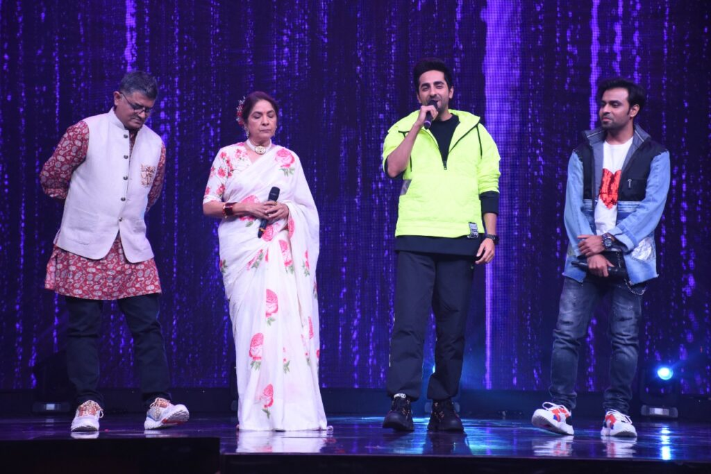 Indian Idol 11 Grand Finale: Ayushmann Khurrana to make a unique entry in a Doli 4