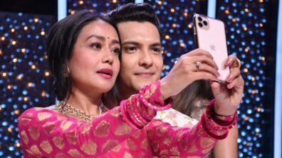 Indian Idol 11: Neha Kakkar and Aditya Narayan get couple goals from Himesh Reshammiya and wife