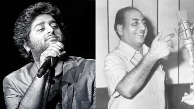 Is Arijit Singh Bollywood's next Mohammed Rafi?