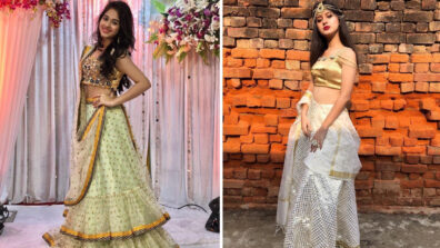 Jannat Zubair Vs Arishfa Khan: Whose Lehenga Collection Is Best To Wear?