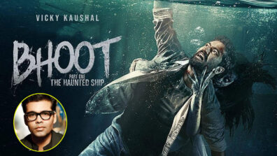 Karan Johar's Bhoot Gets The Boot