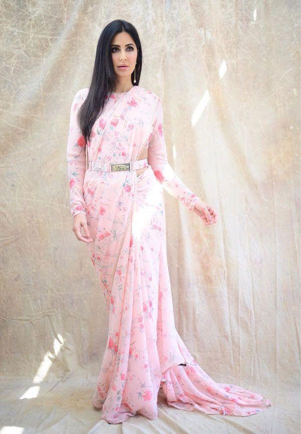 Katrina Kaif's UNSEEN saree looks to inspire you 3