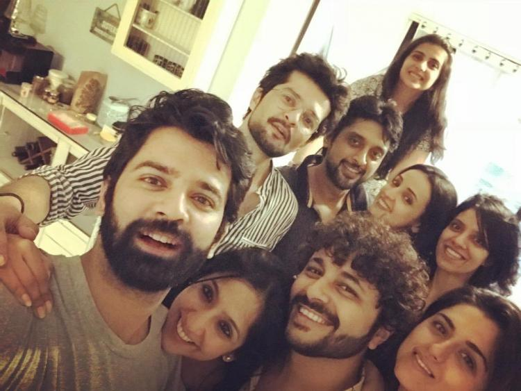 Know more about Iss Pyaar Ko Kya Naam Doon stars' off-screen bonding 2