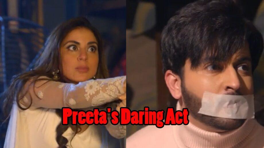 Kundali Bhagya: Preeta's daring act to save Karan