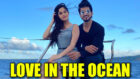 Love in the ocean! Faisu and Jannat Zubair's romantic time cruising