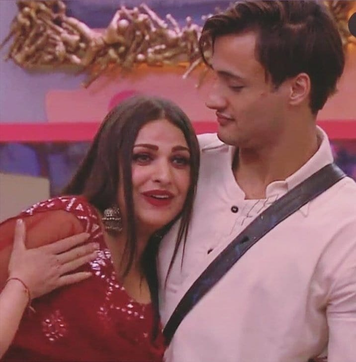 Love Story of Bigg Boss Contestants Asim Riaz and Himanshi Khurana 5