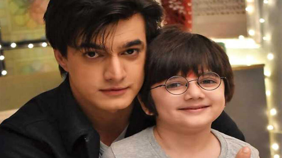Mohsin Khan and Tanmay Rishi aka Kartik and Kairav give us true father-son goals 9